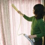 花粉症対策に花粉棒!室内の花粉を減らす便利なグッズ