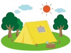 キャンプ 虫除け対策