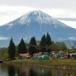 富士山の見えるおすすめのキャンプ場 ~ 静岡編