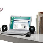 LOGICOOL ステレオスピーカー Z120BW 評判と価格